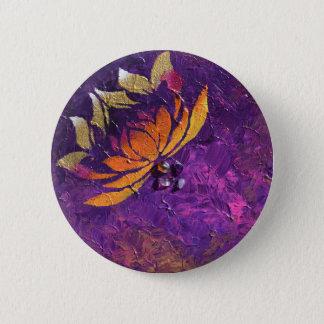 Lotus Fluff Button