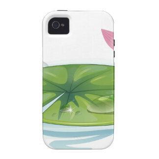 Lotus iPhone 4/4S Funda
