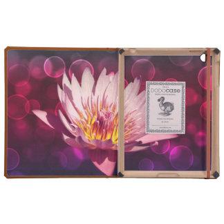 Lotus iPad Fundas