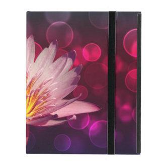 Lotus iPad Funda