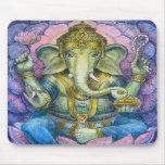 Lotus Ganesha Mousepad Tapetes De Raton