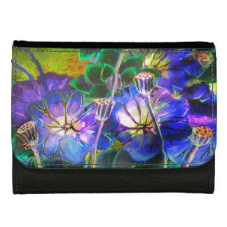 Lotus Garden Wallets