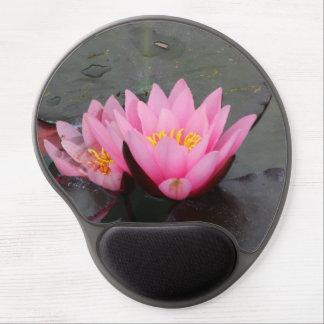 Lotus Gel Mouse Pad