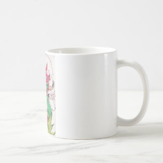 Lotus Hands Coffee Mugs
