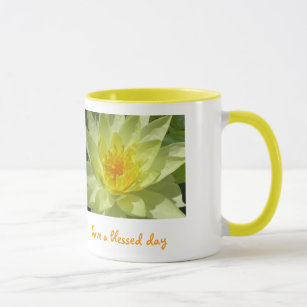 Have A Blessed Day Coffee Travel Mugs Zazzle