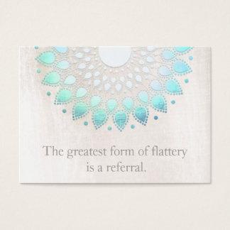 Lotus Holistic Health and Wellness Referral Card