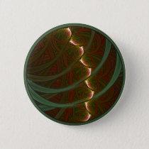 Lotus Horse Moon Pinback Button