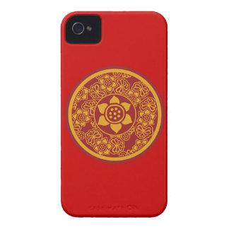 Lotus icon iPhone 4 Case-Mate cases