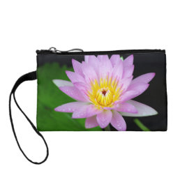 Lotus in India Coin Wallet
