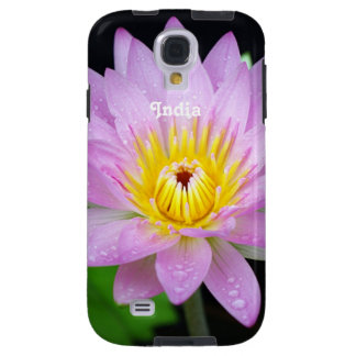 Lotus in India Galaxy S4 Case