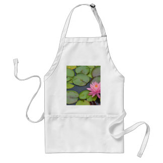 Lotus In The Pond Adult Apron