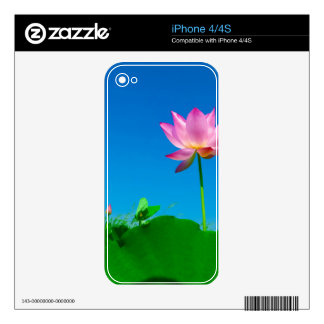 lotus iPhone 4S decals