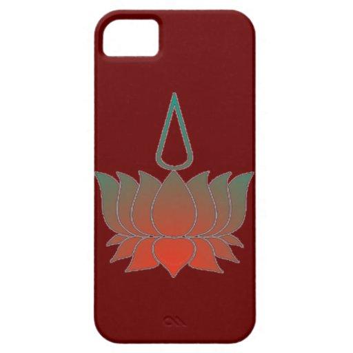 Lotus iPhone 5 Case-Mate Funda