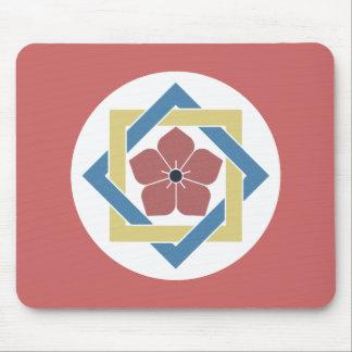 Lotus Kamon Mouse Pads