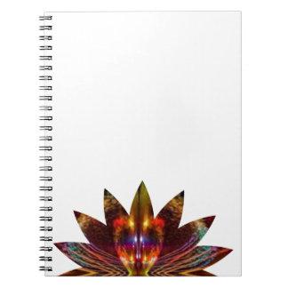Lotus Leaf : Light Element Star Sparkle Notebook