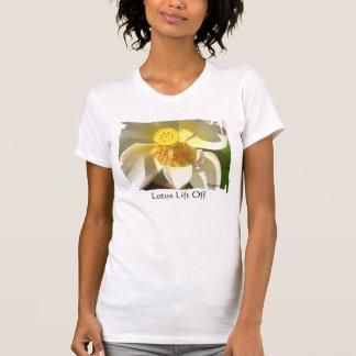 Lotus Lift Off Flower T-shirt