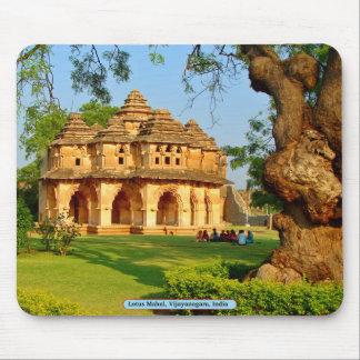 Lotus Mahal, Vijayanagara, India Mouse Pad