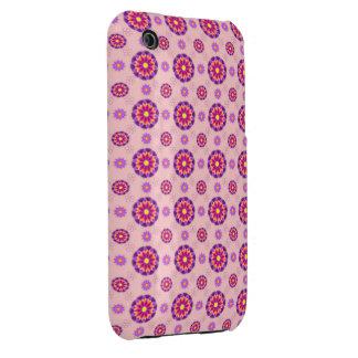 Lotus Mandala iPhone 3 Case