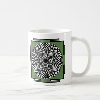 Lotus mandala Nam Myoho Renge Kyo Coffee Mug
