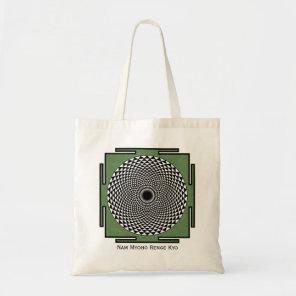 Lotus mandala Nam Myoho Renge Kyo Tote Bag