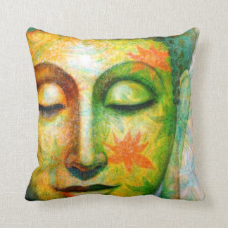 Lotus Meditation Buddha Pillow