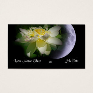Lotus Moon, Business Card
