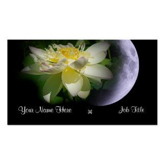 Lotus Moon, Business Card