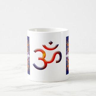 Lotus OM Art Coffee Mug
