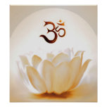 Lotus Om with Impresiones