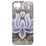 Lotus on a Chinese Yuan iPhone 5 Covers