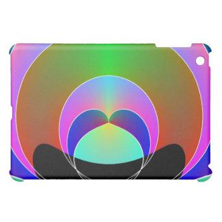 Lotus Opening to a Rainbow Speck Case iPad Mini Case