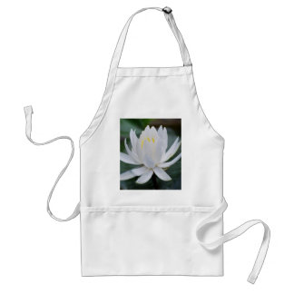 Lotus or waterlily and meaning adult apron