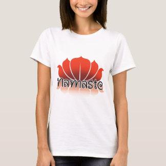 Lotus Orange T-Shirt