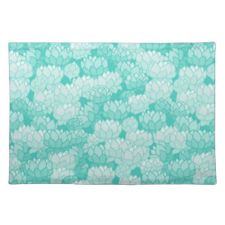 Lotus pattern 2 placemat