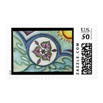 Lotus Peace Postage