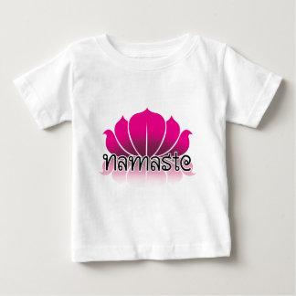 Lotus Pink Baby T-Shirt
