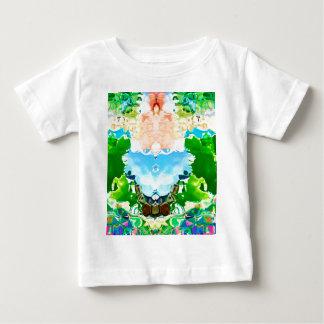 Lotus Pond - Celebrating Nature Baby T-Shirt
