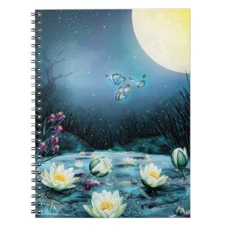 Lotus Pond Notebook