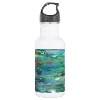 Lotus Ponds Water Bottle