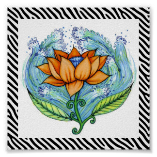 Lotus Póster