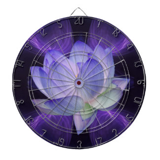 Lotus púrpura y geometría sagrada