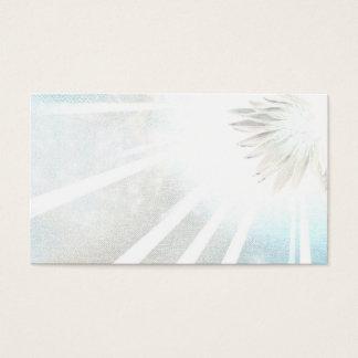 Lotus Reiki Healer Goddess Yoga Business Cards