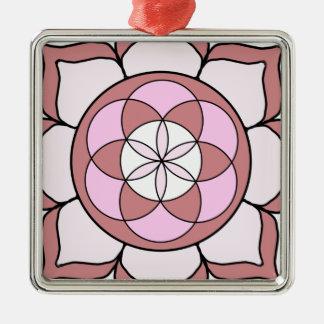 Lotus Rose3 Ornamentos Para Reyes Magos