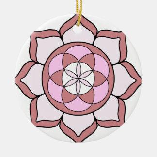 Lotus Rose3 Ornamente De Reyes