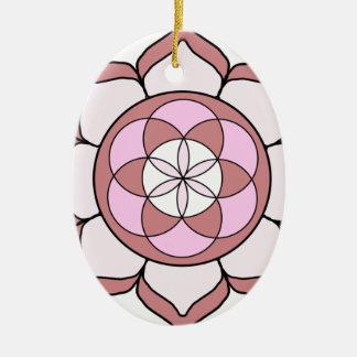Lotus Rose3 Adorno De Reyes