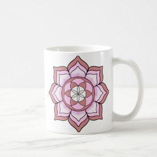 Lotus Rose Coffee Mug