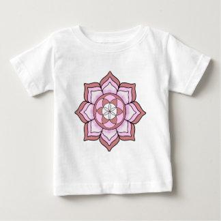 Lotus Rose T Shirt