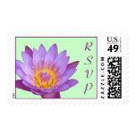 Lotus RSVP stamps