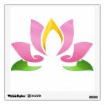 Lotus Sage Logo Wall Graphics