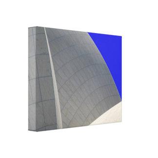 lotus sail white canvas